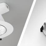 Simcas Lighting downlighter 'De Switch'
