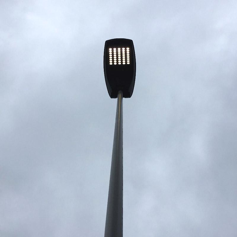Kadeverlichting: zuinige, duurzame en mooi vormgegeven straatverlichting Street 03 Gewiss