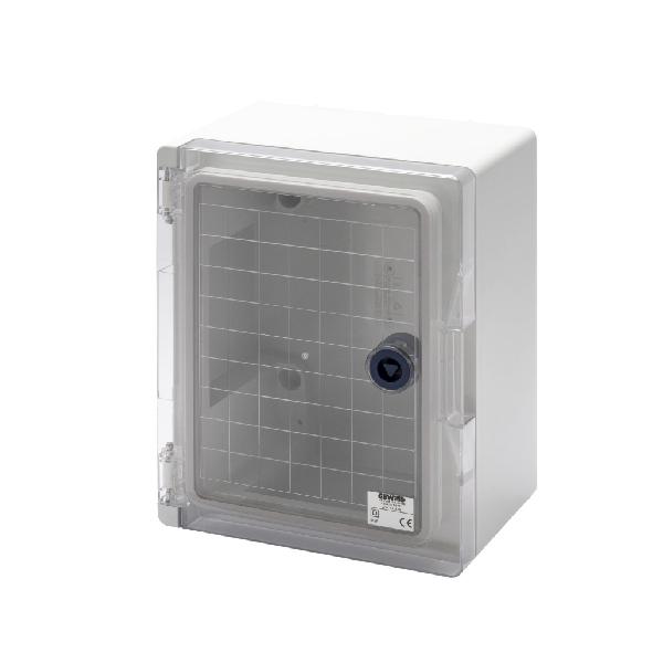 44 Cep Waterdichte Kast Van Gwplast 120 Gwt 650 C