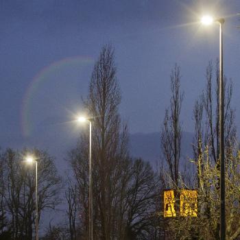 Stads- en straatverlichtsarmaturen