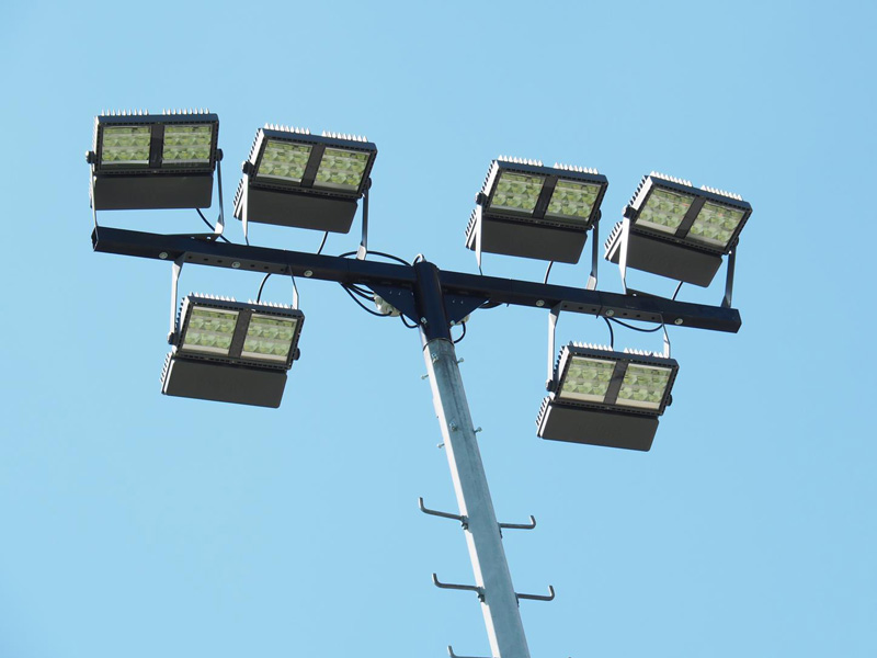 Gewiss SMart PRO sportveld LED verlichting