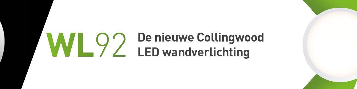 Collingwood wandverlichting – WL92