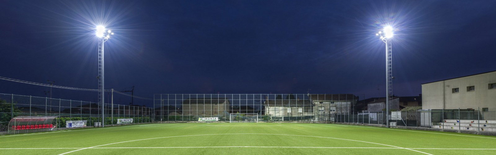 sportveldverlichting Smart Pro Gewiss